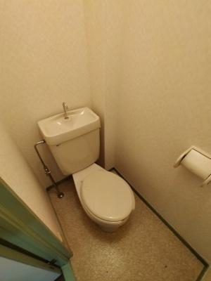 【トイレ】カサブランカエイト