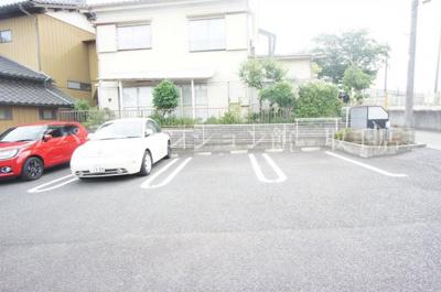 【駐車場】コモドアデッソ