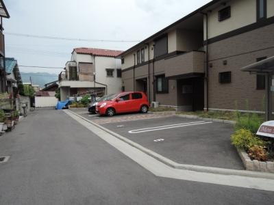 【駐車場】モンアベニュー