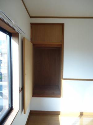 2階の収納
