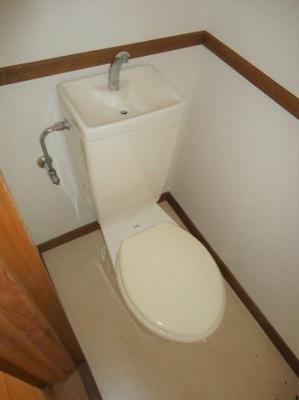 【トイレ】培遠住宅
