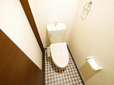【トイレ】マンションキタⅡ