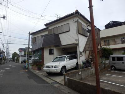 【外観】白旗アパート
