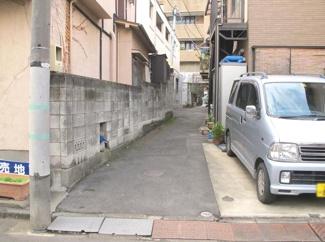 渋谷区代々木4丁目売地6100万円北側道路