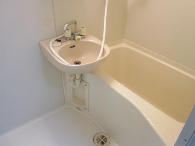 【浴室】ファミール西大寺