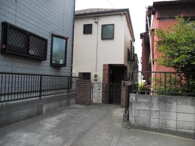 【外観】サミーハウス峰岡