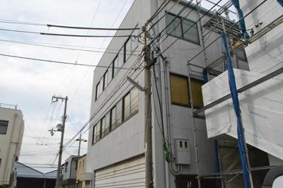 【外観】海山町 倉庫