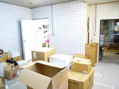 【内装】堀尾店舗
