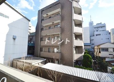 【展望】ガリシアグランデ江戸川橋