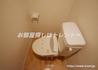 【トイレ】アーク神楽坂