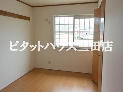 【洋室】サニーハウス城西
