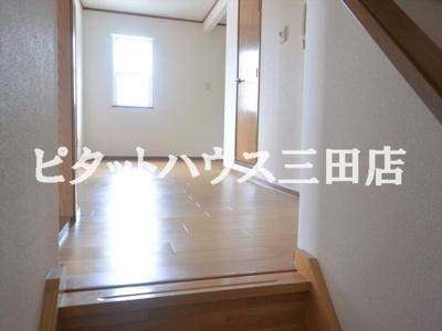 【居間・リビング】サニーハウス城西