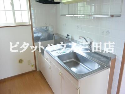 【キッチン】サニーハウス城西