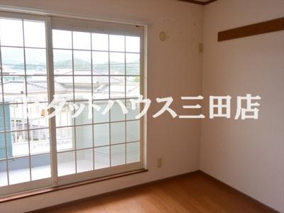 【寝室】サニーハウス城西