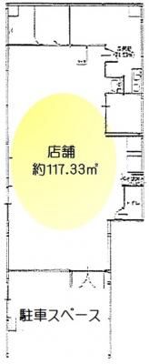 【外観】寺地町西2丁店舗