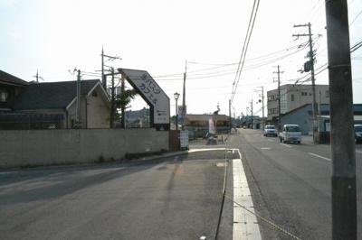 【駐車場】藤原倉庫
