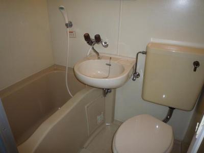 【浴室】ラグーナ本町