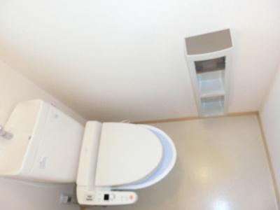 【トイレ】スピランテス