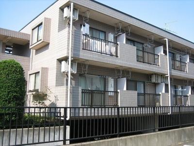 【外観】第10島田マンション