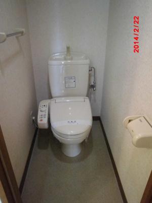 【トイレ】サンライズ住吉