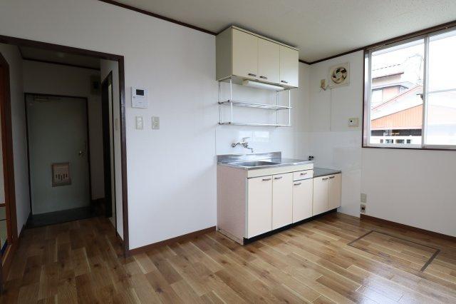 【キッチン】メゾンソレーユ
