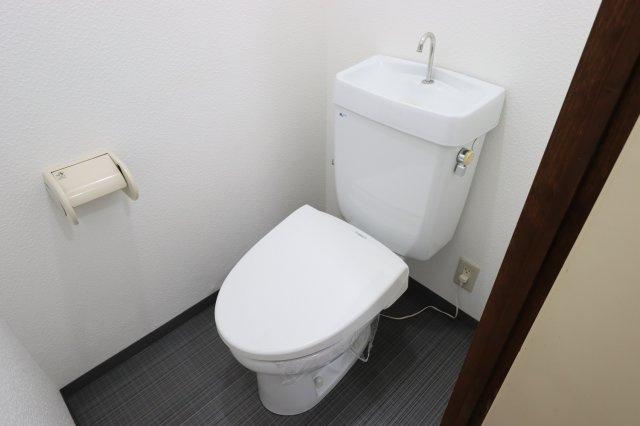 【トイレ】メゾンソレーユ