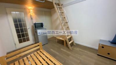 【居間・リビング】花園第6マンション