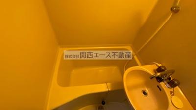 【浴室】花園第6マンション