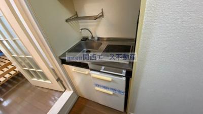 【キッチン】花園第6マンション