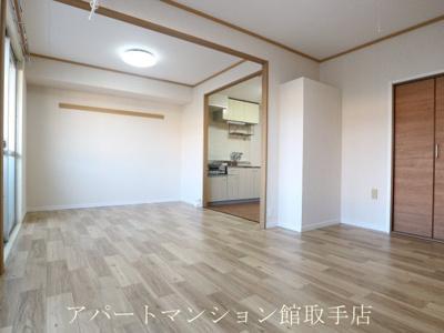 【居間・リビング】コーポエクセル