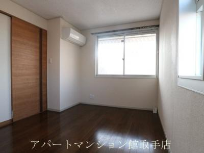 【寝室】コーポエクセル