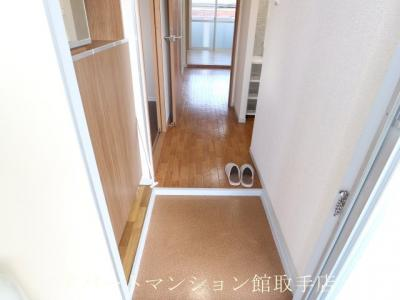【玄関】コーポエクセル