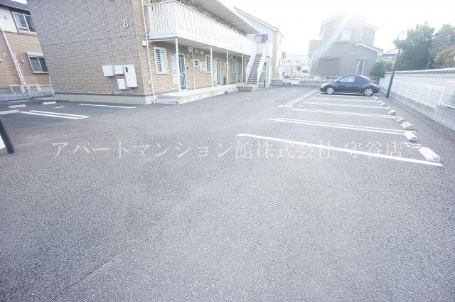 【駐車場】アルティスタB