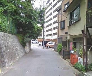大田区南馬込1丁目売地2000万円前面道路2