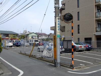 【外観】西蒲田4丁目月村駐車場