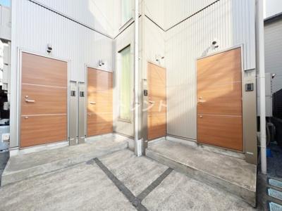 【エントランス】キングハウス飯田橋