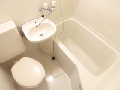 【浴室】KAWASE mansion弐番館