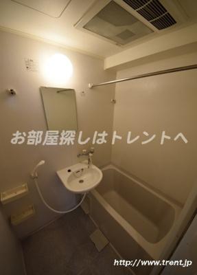 【浴室】ガラステージ神田神保町