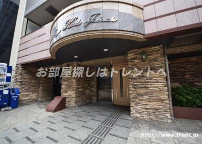【エントランス】ガラステージ神田神保町