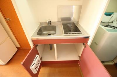 ★キッチン下収納★