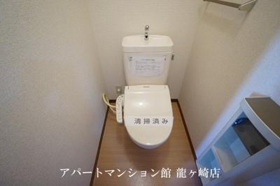 【トイレ】バレンシア