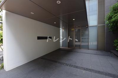 【エントランス】グランドメゾン九段南