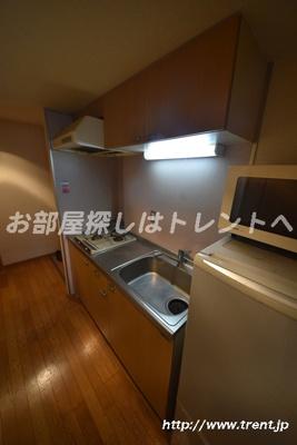 【キッチン】リバーレ九段南