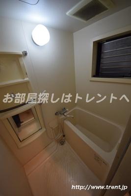 【浴室】リバーレ九段南