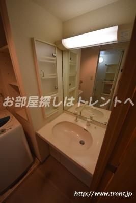 【独立洗面台】リバーレ九段南