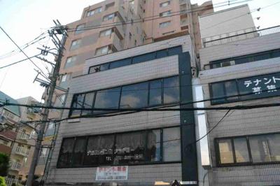 【外観】北瓦町 約30坪 3階店舗事務所