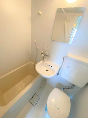 【浴室】ハイツ杉村