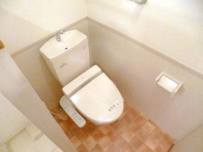 【トイレ】ウィステリアコート