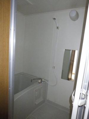 【浴室】ビレッジひの木
