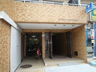 【エントランス】フクロクハイマンション1号館